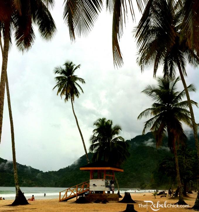 maracas bay beach trinidad