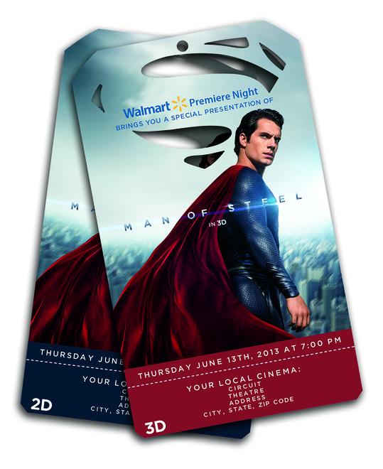 man of steel presale tickets