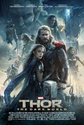 Marvel's THOR: THE DARK WORLD New Trailer Available! #ThorDarkWorld