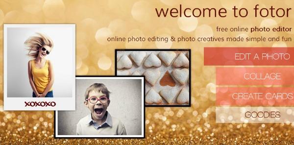 Fotor Free Photo Editor