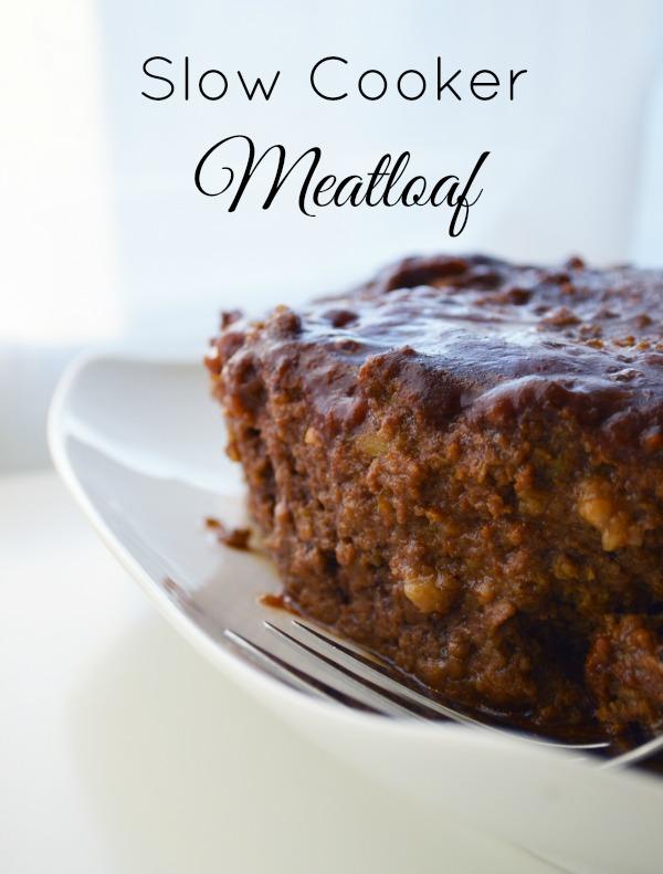 A Quick Slow Cooker Meatloaf Recipe. Crock pot meatloaf recipe.