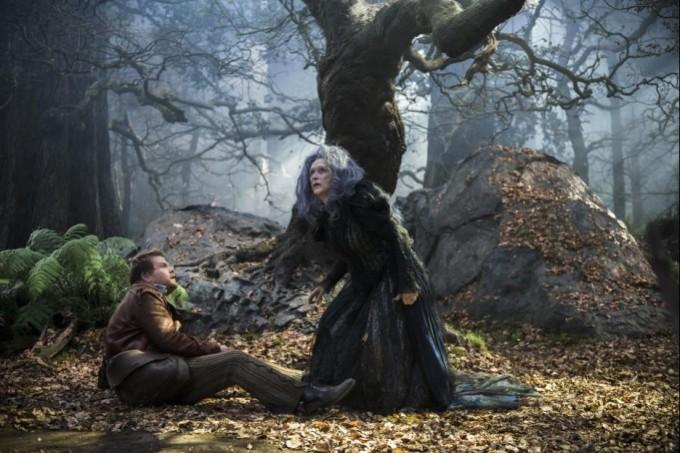 Disney's Into The Woods Movie Trailer
