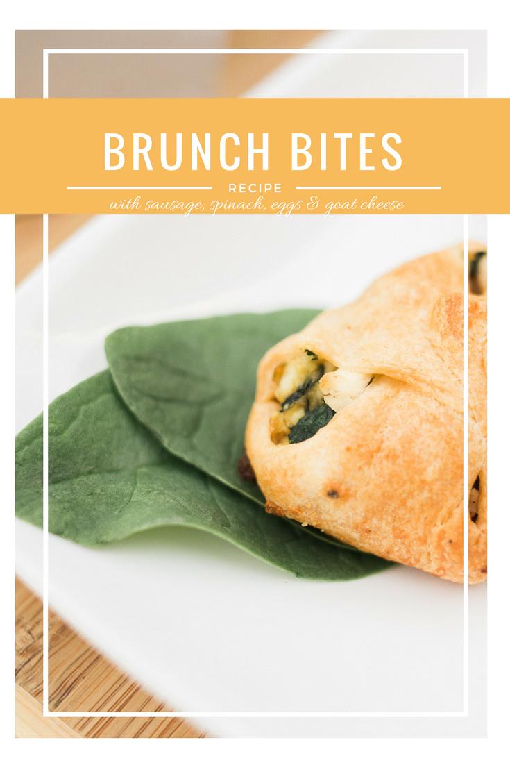 Easy, Cheesy Brunch Bites Recipe #EasterwithPillsbury
