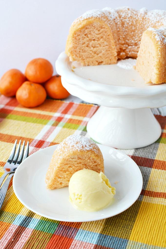 Diet Soda Lemon Cake