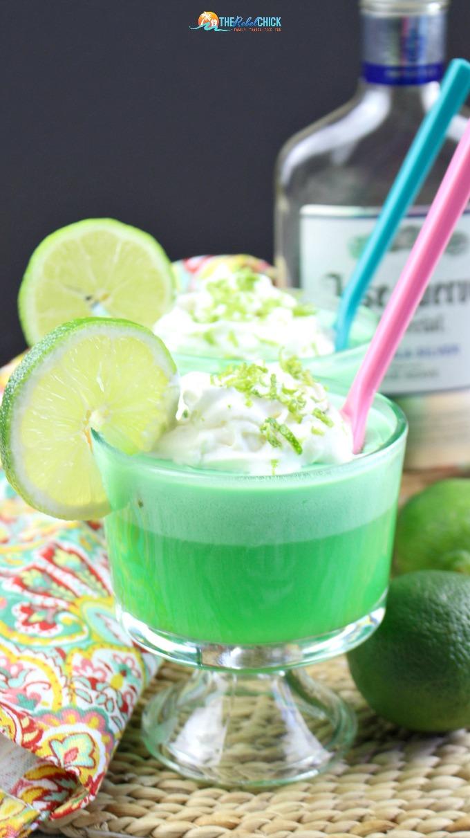 Margarita Parfaits Recipe