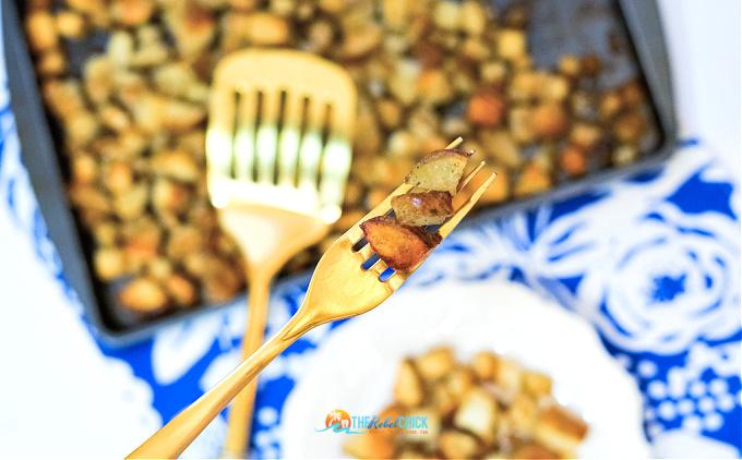 Sheetpan PotatoesRecipe